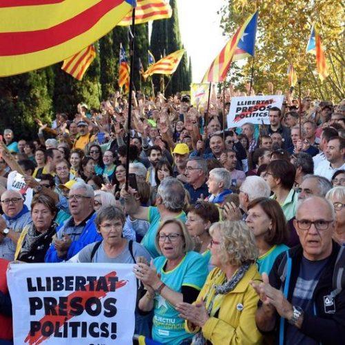 Catalogna – Amnistia per i prigionieri politici! Rispondere alla destra e alla magitsratura reazionaria con la mobilitazione di massa!