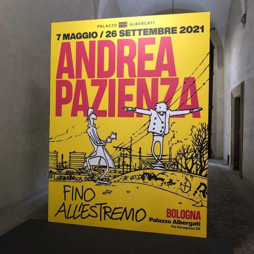 In mostra: Pazienza e la Bologna del '77