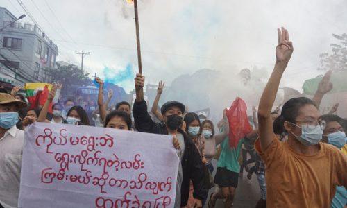 Le lezioni della rivoluzione in Myanmar