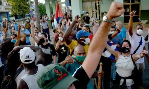 Proteste a Cuba: difendiamo la rivoluzione!