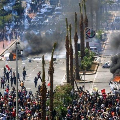 A vent'anni dal G8 di Genova – Quali lezioni per chi lotta oggi contro il sistema capitalista?