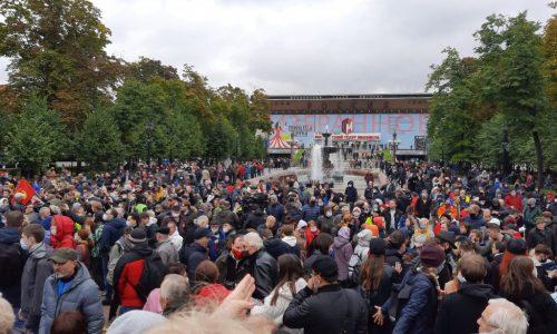 Russia: una frode generalizzata cancella la crescita elettorale del Partito comunista