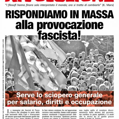 Rivoluzione n° 81