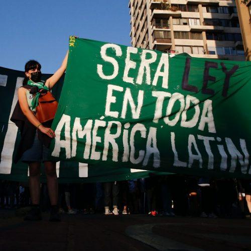 Dall'Argentina, la lotta delle donne arriva in tutta l'America Latina!