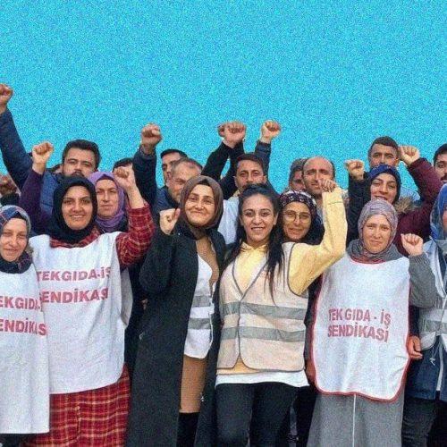Turchia – Un'ondata di scioperi segna un punto di svolta nella lotta di classe